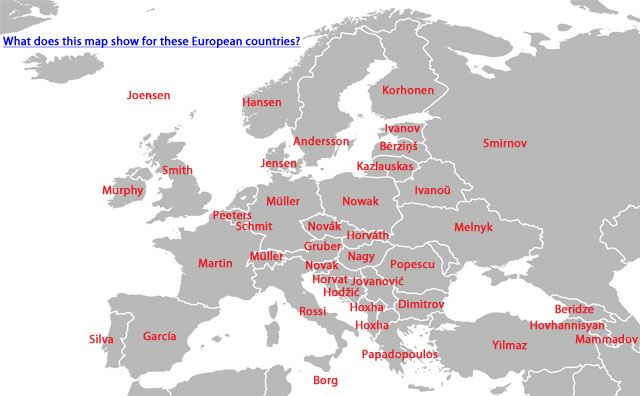 sporcle map of europe 30 Maps That Help Make Sense of the World Quiz