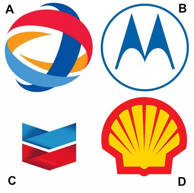Corporate Logos: Odd One Out Quiz